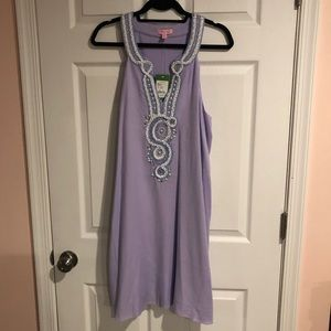 NWT Lilly Pulitzer Valli Soft Shift in Lilac
